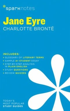 Jane Eyre SparkNotes Literature Guide - SparkNotes; Bronte, Charlotte