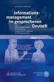 Informationsmanagement im gesprochenen Deutsch