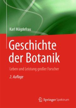 Geschichte der Botanik - Mägdefrau, Karl