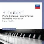Klaviersonaten & Impromptus