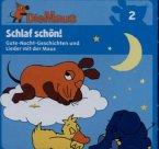 Die Maus - Schlaf schön!, 1 Audio-CD