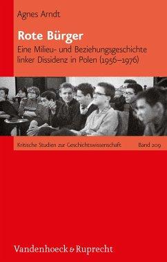 Rote Bürger (eBook, PDF) - Arndt, Agnes