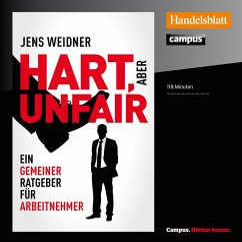 Hart, aber unfair (MP3-Download) - Weidner, Jens