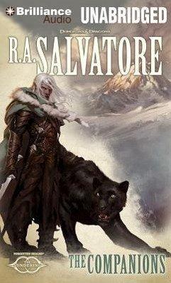 The Companions - Salvatore, R. A.