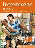 Intermezzo Spanisch A1. Kursbuch mit Audio-CD