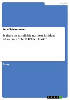 Is there an unreliable narrator in Edgar Allan Poe's