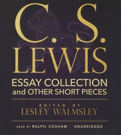 cs lewis essay collection C s lewis essay collection and other short pieces bbc religions christianity: cs lewis, cs lewis was the author of the children's classic the lion, the witch and the.