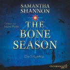 Die Träumerin / The Bone Season Bd.1 (8 Audio-CDs)