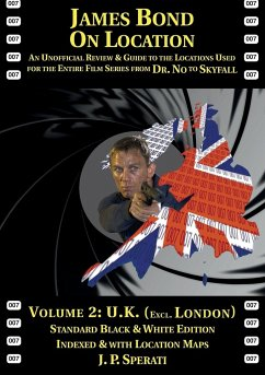 James Bond on Location Volume 2