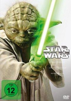 Star Wars Trilogie: Der Anfang - Episode I-III DVD-Box