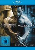 X-Men Origins: Wolverine: Wie alles begann / Wolverine - Weg des Kriegers (2 Discs)