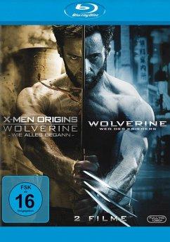 Wolverine 1 & 2 - Boxset - 2 Disc Bluray