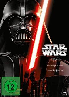 Star Wars - Trilogie, Episode IV-VI (3 Discs)