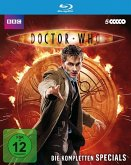 Doctor Who - Die kompletten Specials (4 Discs, + DVD)