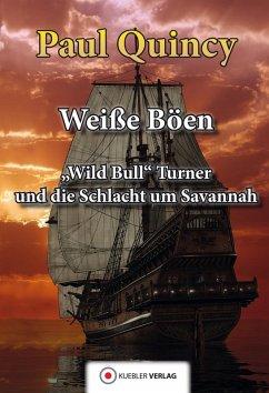 Weiße Böen (eBook, PDF) - Quincy, Paul