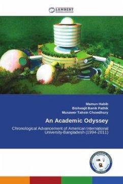 An Academic Odyssey