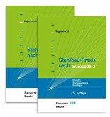 Stahlbau-Praxis nach Eurocode 3 Band 1 + 2