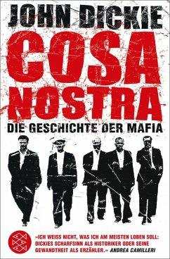 Cosa Nostra (eBook, ePUB) - Dickie, John