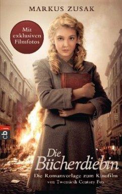 Die Bücherdiebin - Das Buch zum Film - Zusak, Markus