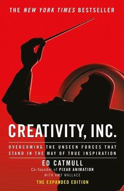 Creativity, Inc. - Catmull, Ed