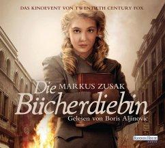 Die Bücherdiebin, 6 Audio-CDs - Zusak, Markus
