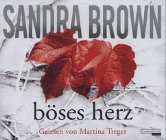 Böses Herz, 6 Audio-CDs - Brown, Sandra