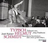 Typisch Helmut Schmidt, 1 Audio-CD