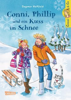 Conni, Phillip und ein Kuss im Schnee / Conni & Co Bd.9 (eBook, ePUB) - Hoßfeld, Dagmar