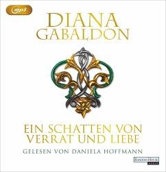 Ein Schatten von Verrat und Liebe / Highland Saga Bd.8 (5 MP3-CDs) - Gabaldon, Diana