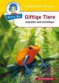 Giftige Tiere / Benny Blu Bd.281