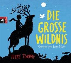 Die Große Wildnis / Kester Bd.1 (4 Audio-CDs)
