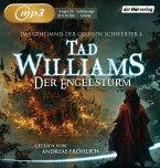 Der Engelsturm / Das Geheimnis der Großen Schwerter Bd.4 (4 MP3-CDs)
