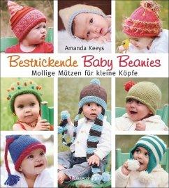 Bestrickende Baby Beanies. Mollige Mützen zum S...