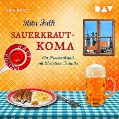 Sauerkrautkoma / Franz Eberhofer Bd.5 (MP3-Download) - Falk, Rita