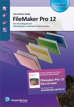 FileMaker Pro 12 (eBook, ePUB) - Radke, Horst-Dieter