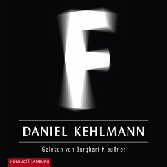 F (MP3-Download) - Kehlmann, Daniel