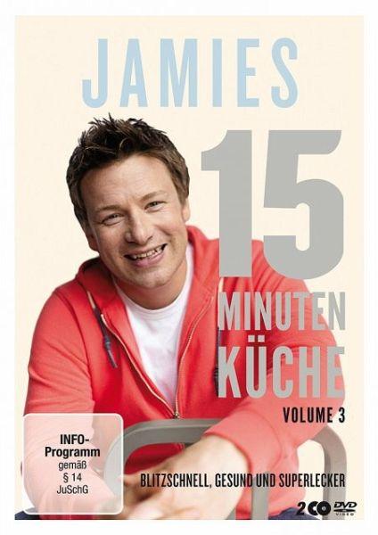 Jamies 15 Minuten Küche - Volume 3 (2 Discs) - Film auf DVD ...