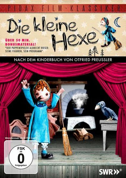 die kleine hexe auf dvd portofrei bei b. Black Bedroom Furniture Sets. Home Design Ideas