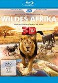 Wildes Afrika 3D - Eine außergewöhnliche Reise (Blu-ray 3D+2D)