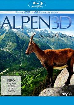 Alpen (Blu-ray 2D+3D) - N/A