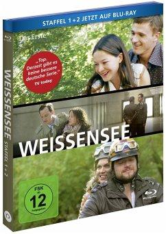 Weissensee DVD Box Staffel 1+2 - Kockisch,Uwe/Sass,Katrin