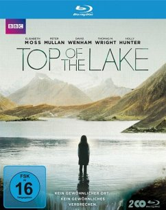 Top of the Lake - 2 Disc Bluray