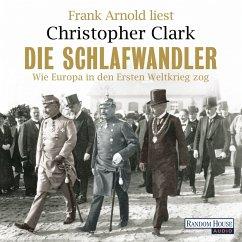 Die Schlafwandler (MP3-Download) - Clark, Christopher