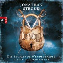 Die seufzende Wendeltreppe / Lockwood & Co. Bd.1 (MP3-Download) - Stroud, Jonathan