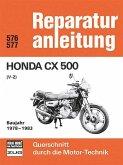 Honda CX 500 (V-2) Baujahr 1978-1983