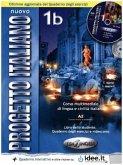 Libro dello studente & Quaderno degli esercizi, m. CD-ROM / Nuovo Progetto italiano Vol.1B
