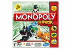 Hasbro A6984100 - Monopoly Junior, Edition 2014
