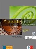 Aspekte neu B1 plus. Arbeitsbuch mit Audio-CD