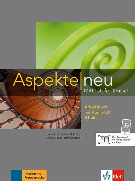 [PDF] Aspekte Neu B1plus - Textbook/ Kursbuch - By