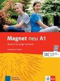 Magnet. Neu. Kursbuch mit Audio-CD A1